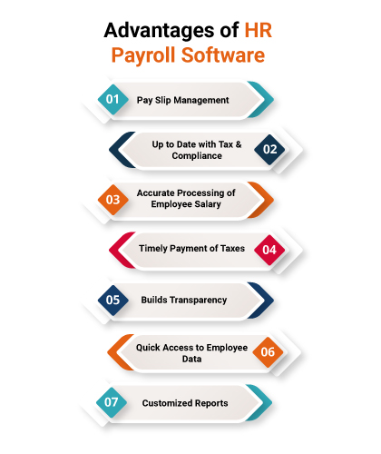 Advantages of HR Payroll Software